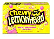 Ferrara Chewy Lemonhead Pink Lemonade 12 Pack CASE