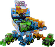 Kidsmania Bubble Dozer Trucks 12 Pack CASE