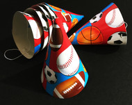 Party Hats All Star Sports 8 ct
