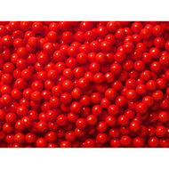 Pearl Beads Red 12 LBS CASE