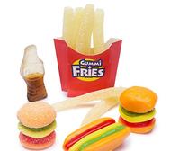 E.Frutti Lunch Bag/MEGA MIX 6PK/CASE