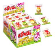 e.Frutti Gummi Cupcake Candy Pack 60ct