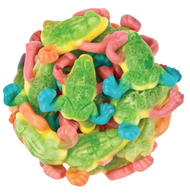 Gummi Tropical Frogs 2.2 Lbs