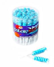 Color Splash Lollipops Blue Raspberry 30ct Pops Pack