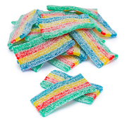 Sour Mini Candy Belts Quattro 2.2 LBS.