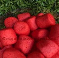 Sugar Marshmallows Red / 12 oz
