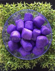 Sugar Marshmallows Purple 144 oz/CASE
