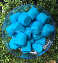 Sugar Marshmallows Blue 144 oz/CASE
