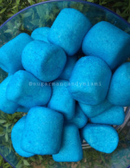 Sugar Marshmallows Blue  / 16 LBS. CASE