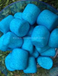 Sugar Marshmallows Blue  / 16 LBS. CASE