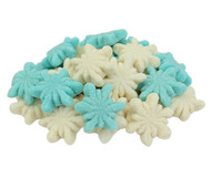 Gummi Glitter Snowflakes 2.2 LBS.