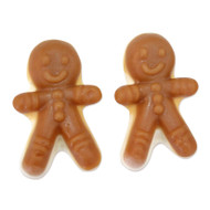 Gummi Gingerbread Men 26.4 Lbs CASE / Cookies&Cream