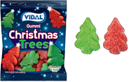 Gummi Christmas Tree 4.5 oz / Strawberry & Apple