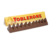 Toblerone Swiss Chocolate with honey and almond 1.76 oz