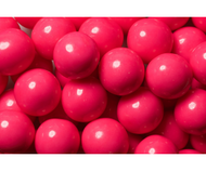 Gumballs Pink 2 Pounds 120 pieces