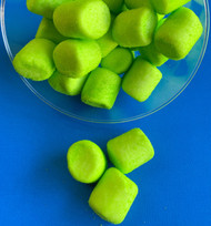 Sugar Marshmallows Light Green / 16 LBS. CASE