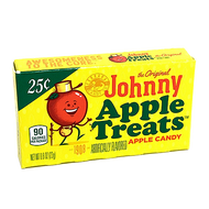 Johnny Apple Treats Pack/24count Box