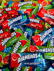 Airheads Mini Assorted 25 lbs  CASE