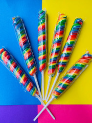 "10"" Mega Twisty Pop 24ct"