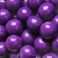 Purple gumballs