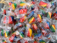 Rainbow Twist Hard Candy 25 lbs. CASE