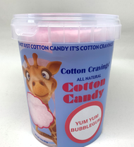 Cotton Candy Yum Yum Bubblegum  2oz