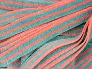 Pink and Blue Candy Belts