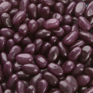 Teenee Beanee Jelly Beans 2.5 LBS/ Dark Purple Raspberry