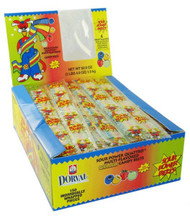 Individually Wrapped Sour Power Belts Multi Flavored 150 ct/Pack