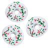 >Seasonal Doggie Donuts - Christmas