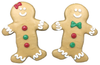 >Mr. and Mrs. Gingerbread