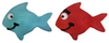 >Red Fish, Blue Fish