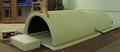 Clearlight Curve Sauna Dome Portable Laydown Infrared Sauna