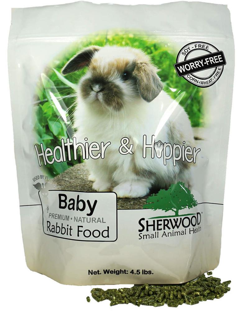 Image of: Cute Image Sherwood Pet Health Baby Rabbit Food