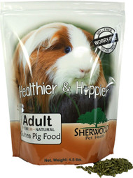 Adult Guinea Pig Food