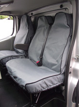 Driver and Double Passenger Seats