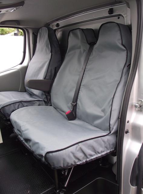 Van Seat Covers >> Renault Laguna 2001 Onwards Back Seat Cover