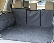 Vet Fleece Dog Mat Grey