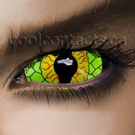 Dragon 22mm Sclera Contact Lenses