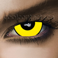 Mad Hatter 17mm Mini-Sclera Contact Lenses