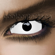 Whiteout 22mm Sclera Contact Lenses