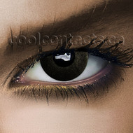 Silver Cool Contact Lenses