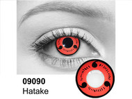 Sasuke Contact Lenses