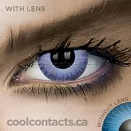 Light Violet Contact Lenses
