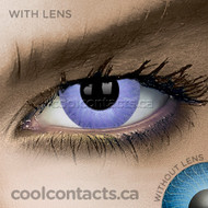 Lavender Contact Lenses