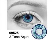 Aqua 2 Tone Contact Lenses