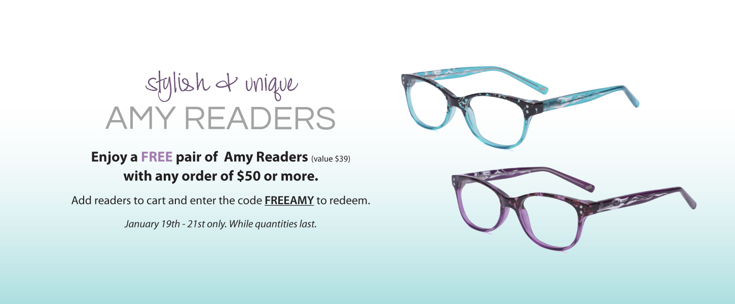 Free Amy Readers