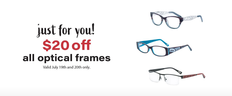 optical offer