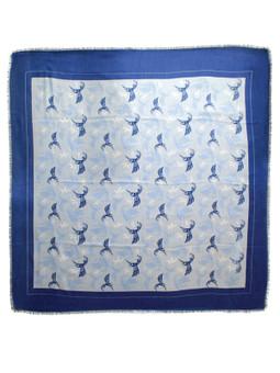 Hummingbird Soft Poly Tribal Shawl