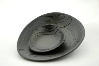 Nested Bowls - Shadow Slate